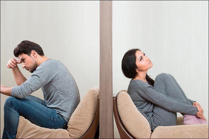 signs of a broken marriage