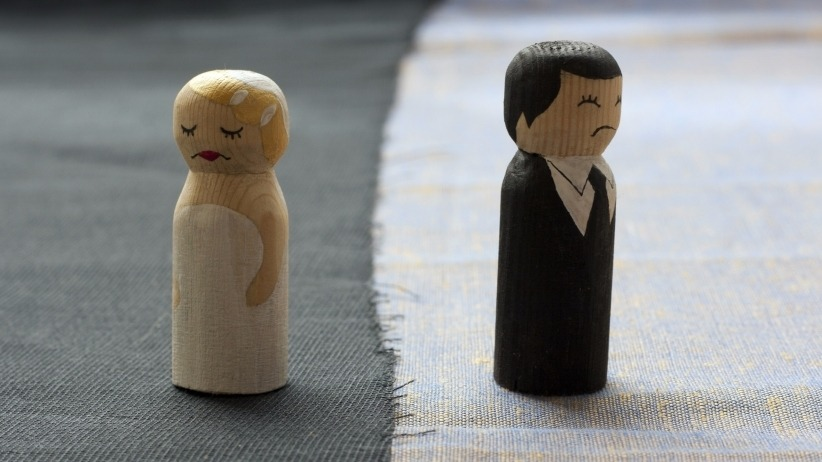 signs of a failing marriage