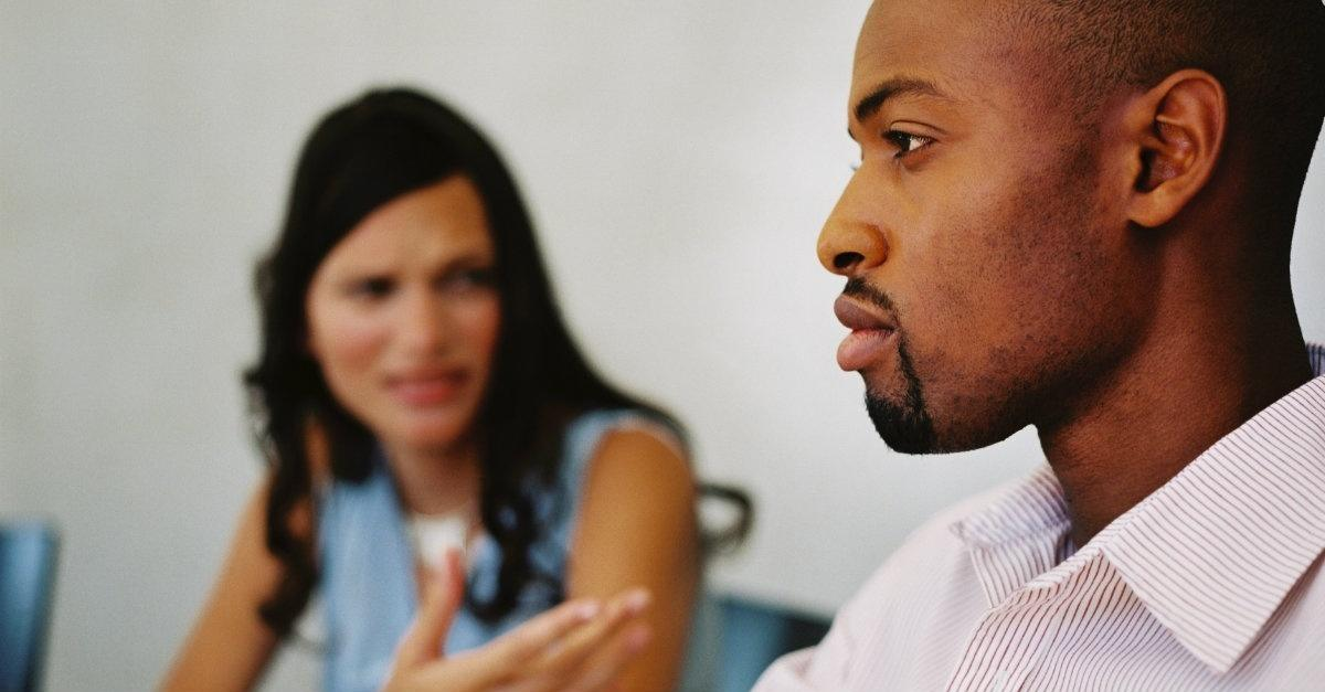 signs of a unhappy marriage