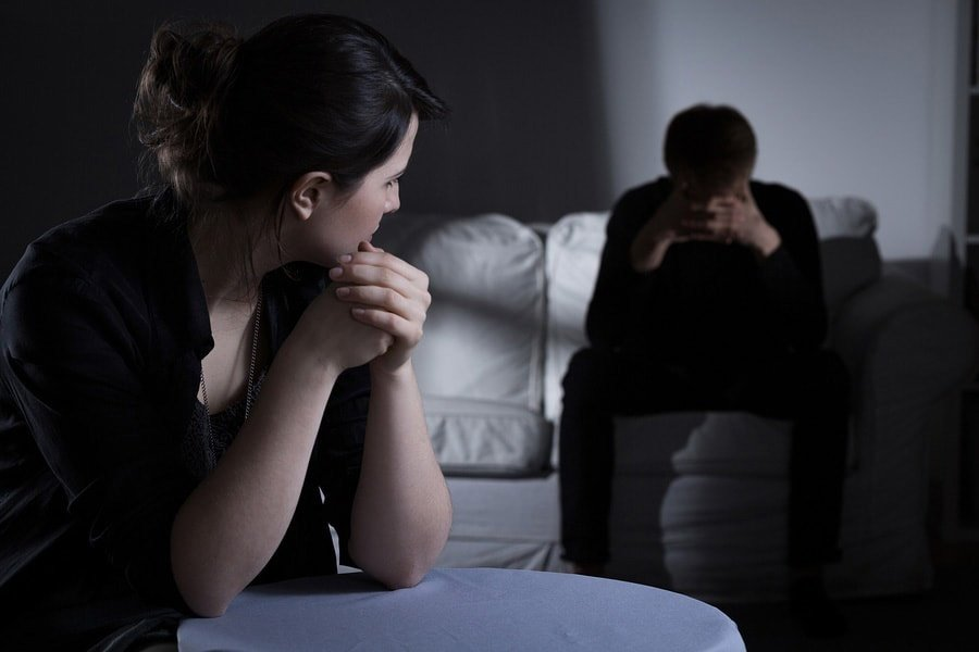 signs your marriage is falling apart
