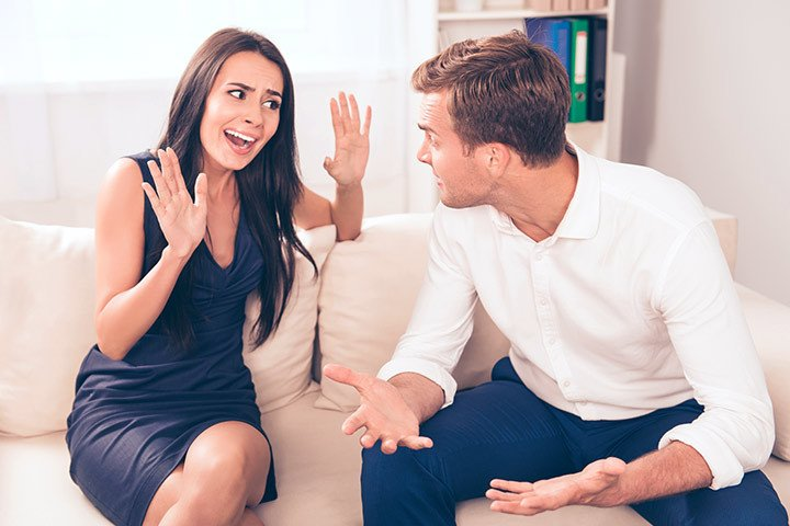 How to avoid arguing and stop fighting with your husband or wife