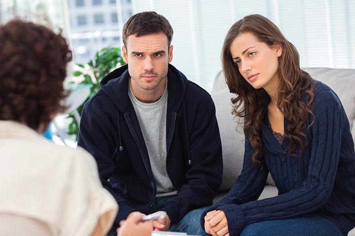 counseling for dealing with an angry husband