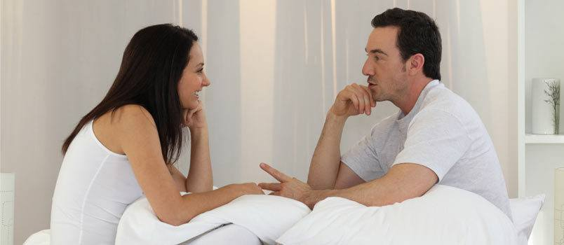 Communication and trust building exercises for couples