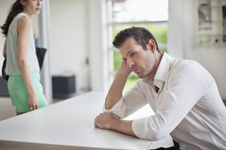 How do I get my wife to help me understand why she left