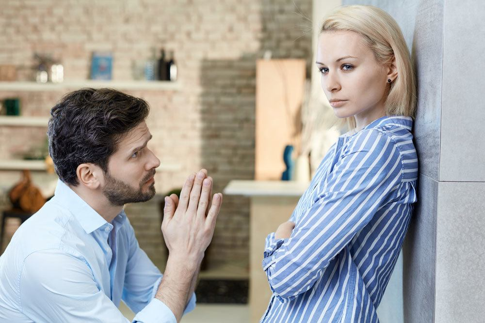 What not to do when your wife wants a divorce