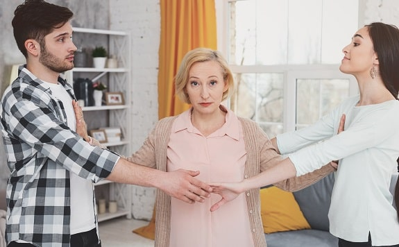Toxic Mother in Law Manipulating Relationship