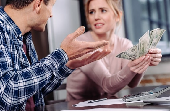 Why Marriages Fail Money Problems