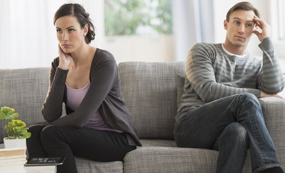 Couple Deciding to Fix or End Marriage