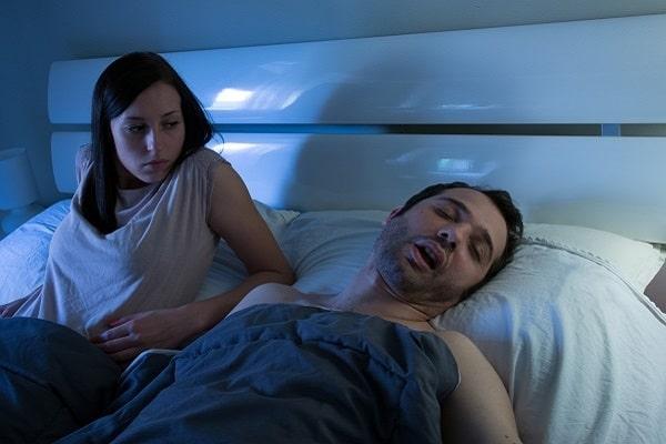 Husband turns down intimacy