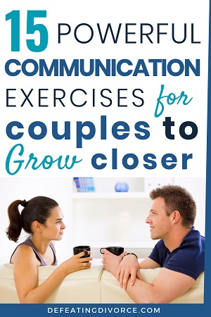 Communication Exercises for Couples Pin