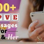 Deep Romantic Love Messages