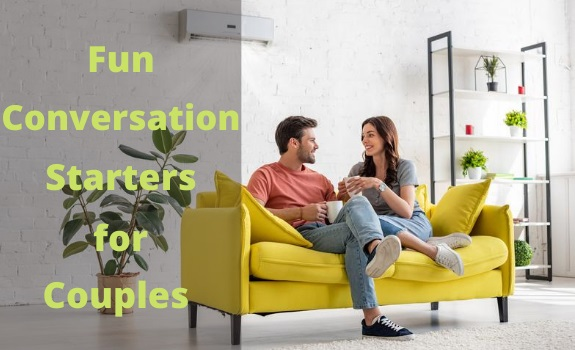 Fun Conversation Starters for Couples
