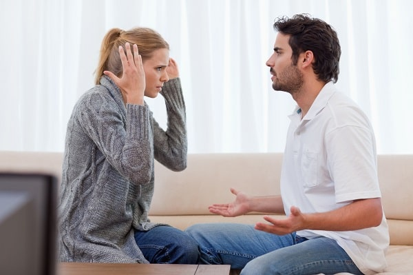 Spouses Having Communication Issues