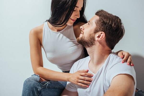 Sitting Close Intimacy Building Exercise