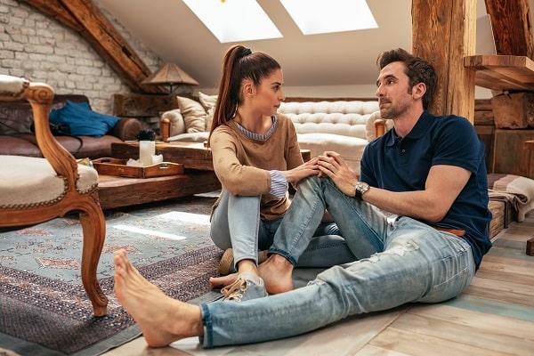 Speak and Listen Intimacy Building Exercise