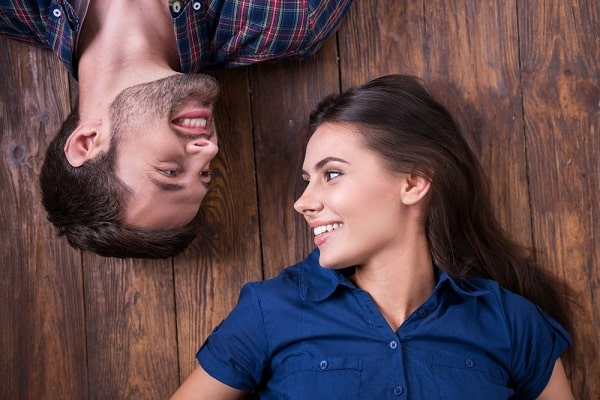 Sustained Eye Contact Trust Building Exercise