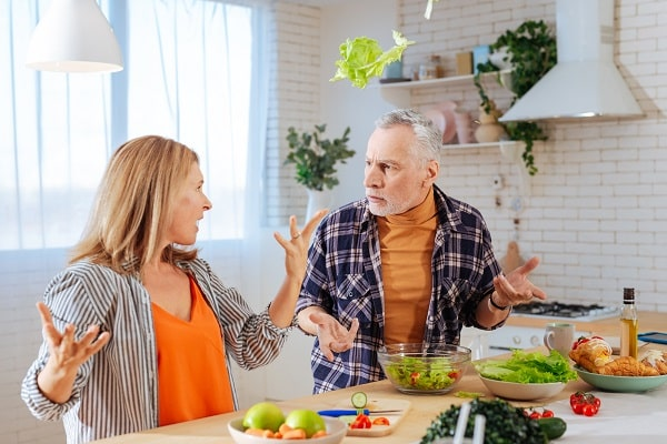 Wife Frustrated When Husband Tries to Fix Marriage